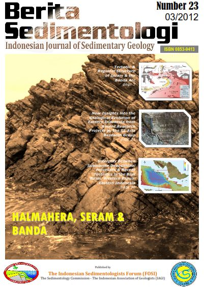 Berita Sedimentologi No. 23 - March 2012
