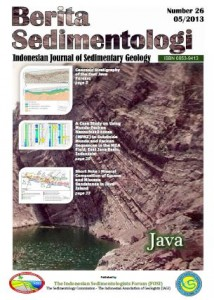 Berita Sedimentologi #26, Indonesian Journal of Sedimentary Geology
