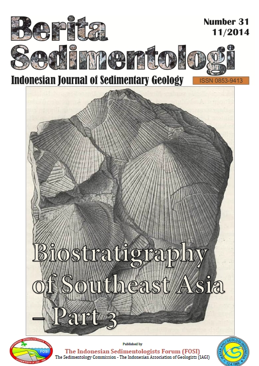Berita Sedimentologi No. 31 - Biostratigraphy of SE Asia - Part 3