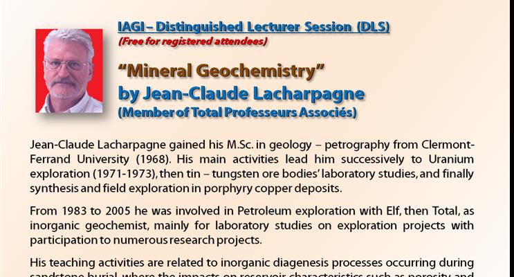 Distinguished Lecturer – Session June 2014
