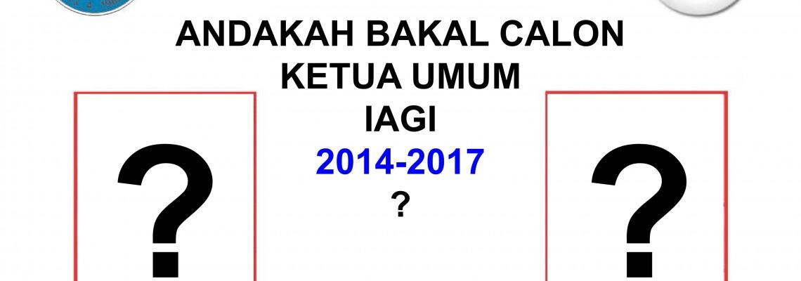 Pemilu IAGI 2014
