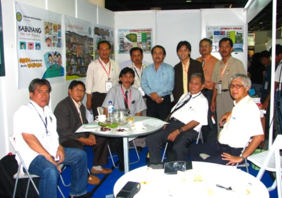 PIT – IAGI 36 Tahun 2007, di Bali Bersamaan dengan penyusunan Dewan Sertifikasi Ikatan Ahli Geologi Indonesia