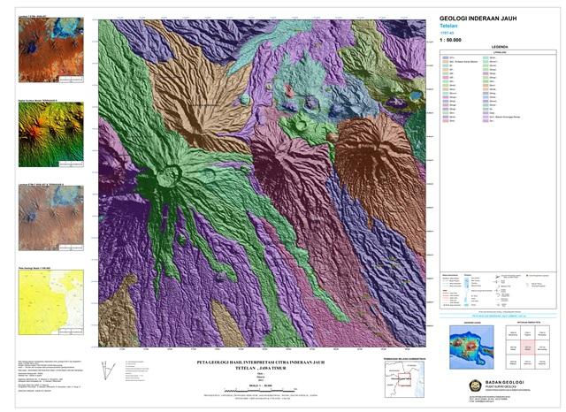 Peta Geologi web