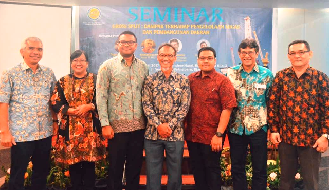 Seminar GrossSplit Pengda Riau 2017 foto2