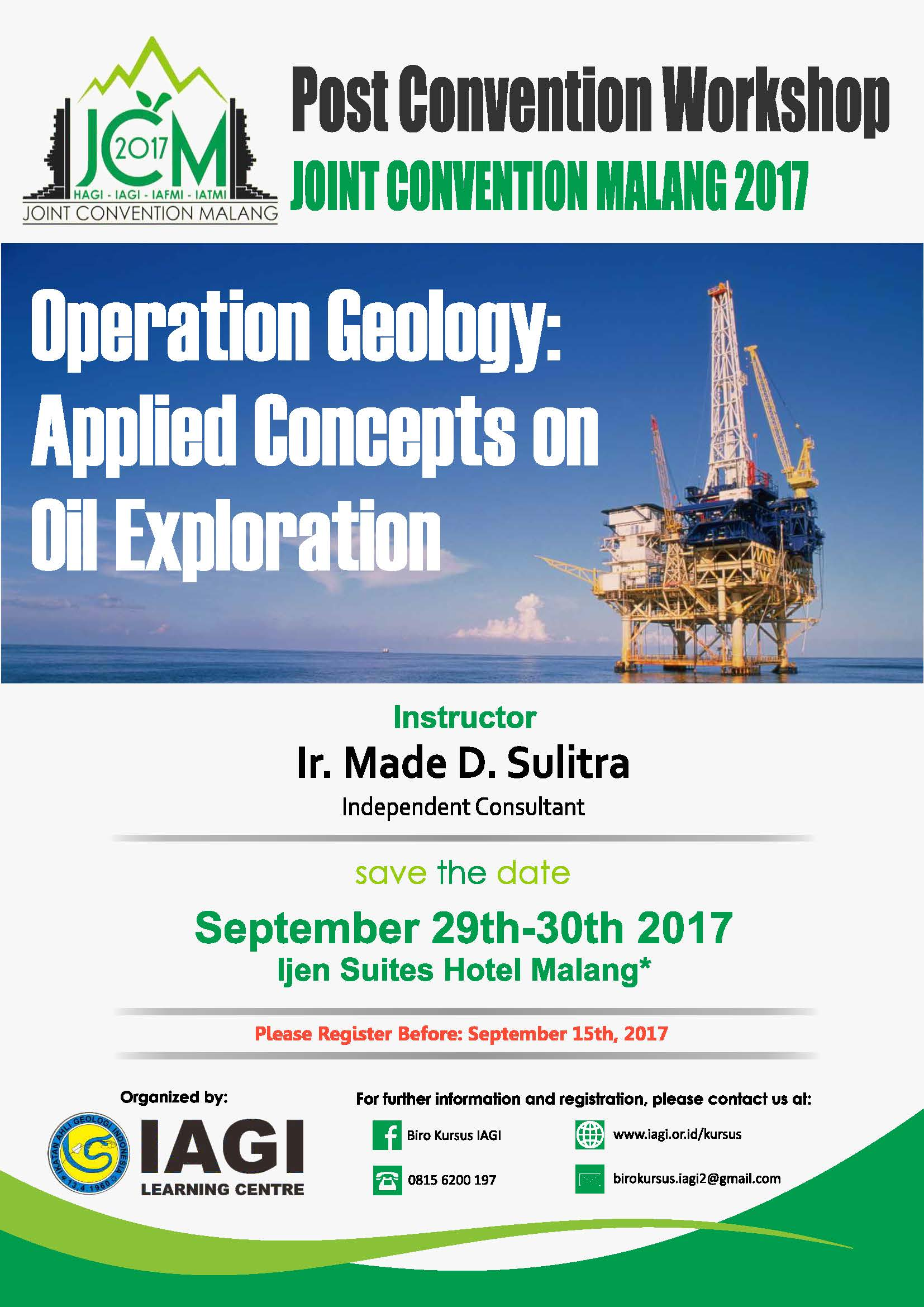 ILC Workshop Operation Geology JCM 2017_P_1