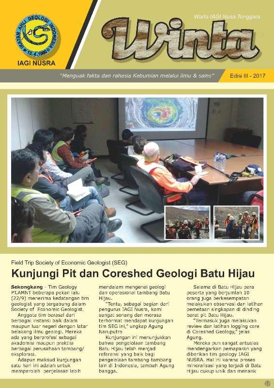 Majalah WINTA edisi 3 2017 cover