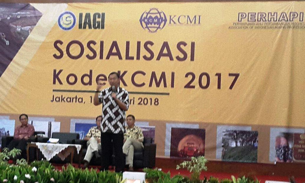 Diskusi interaktif Kode KCMI 2017