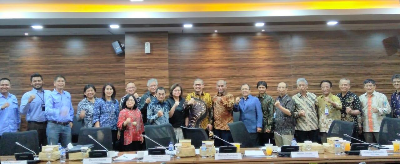 rapat koordinasi komite ekonomi dan industri kein membahas gross split ft1