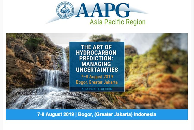 AAPG Technical Symposium 2019 Front Cover